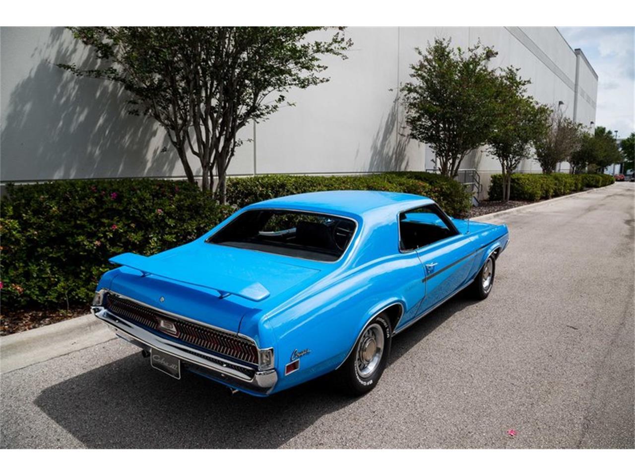 Large Picture of Classic 1969 Mercury Cougar located in Orlando Florida - PX4P