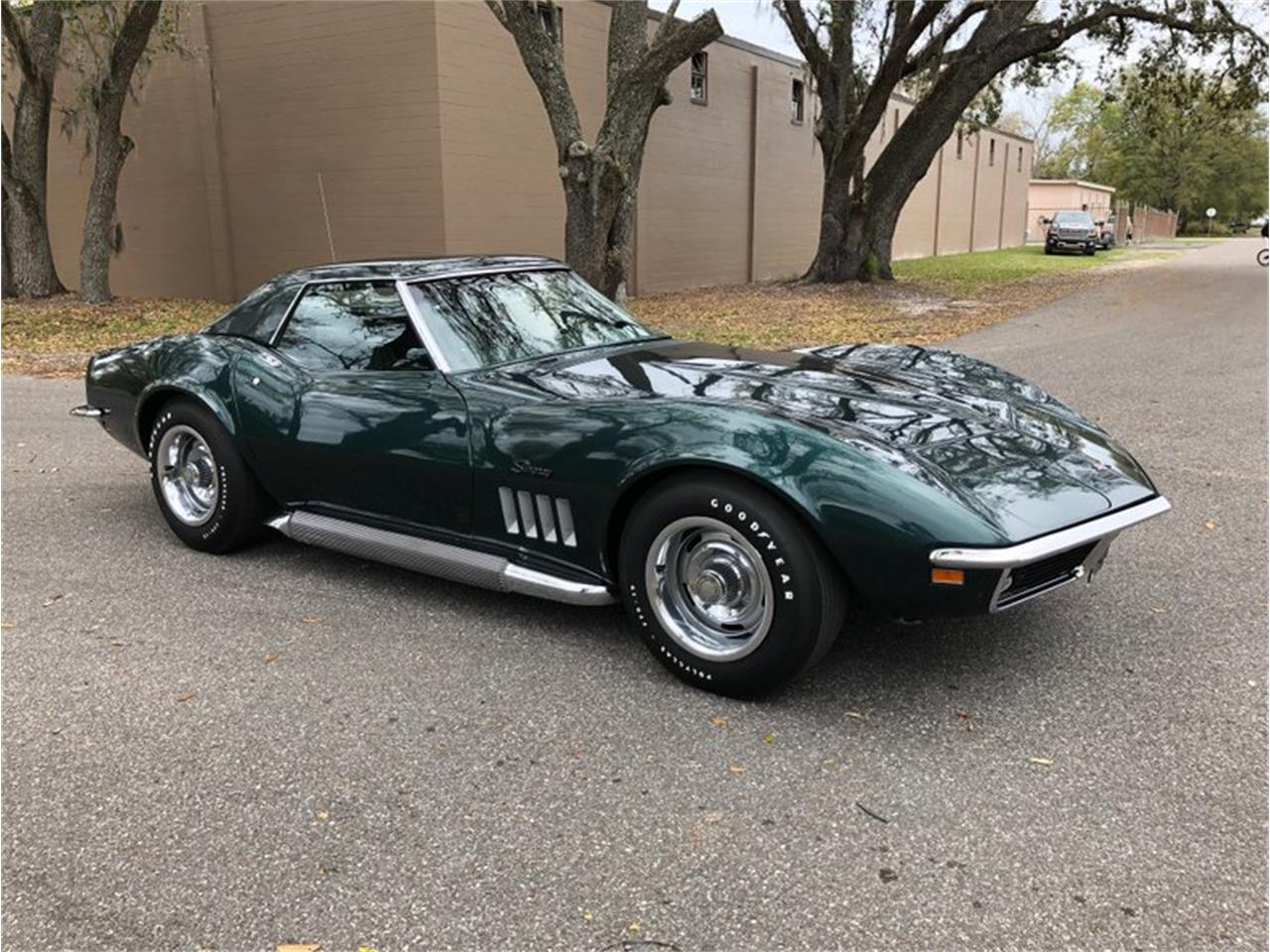 Large Picture of '69 Corvette - PX4Q