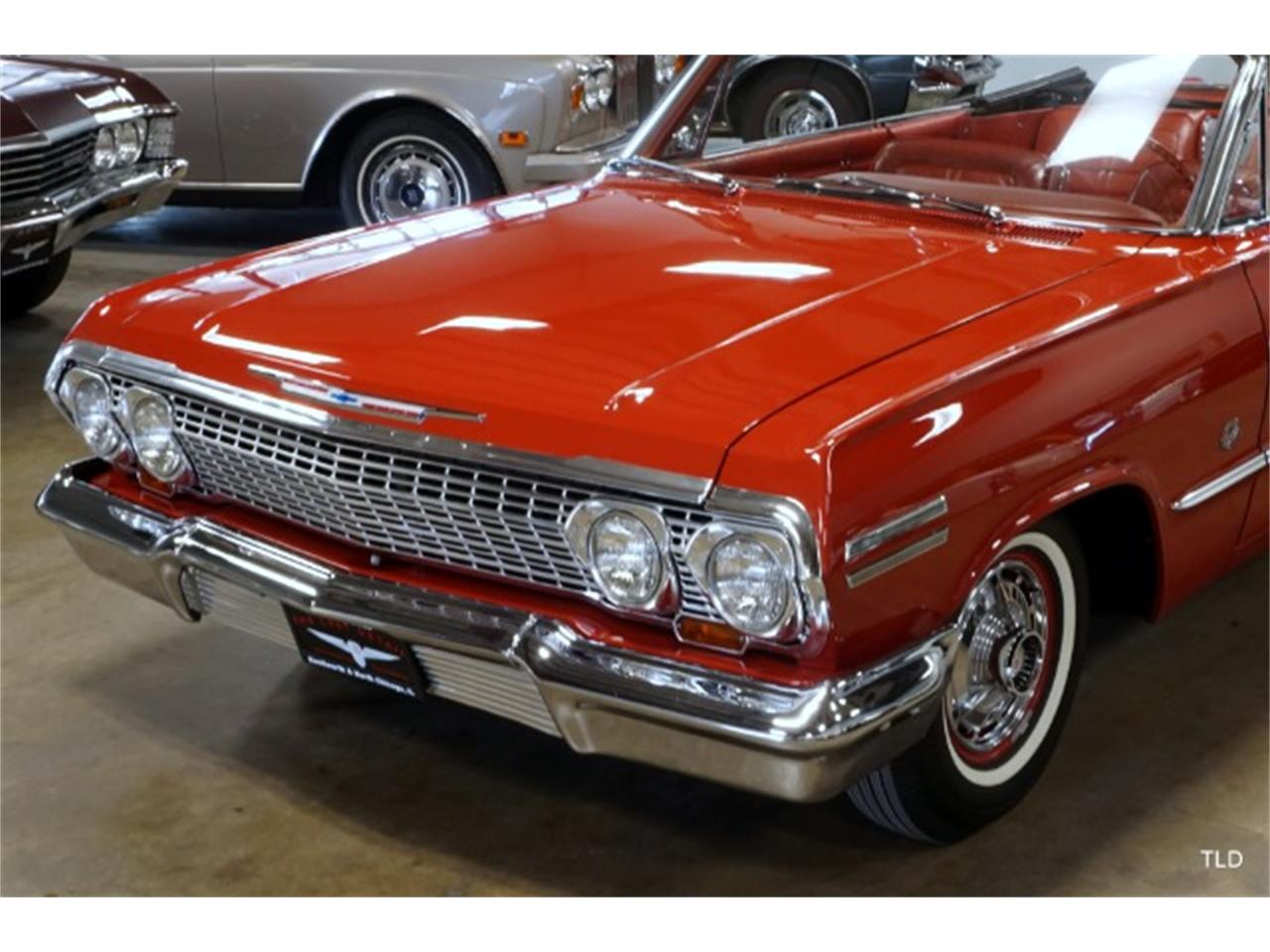 Large Picture of '63 Impala - PX5G