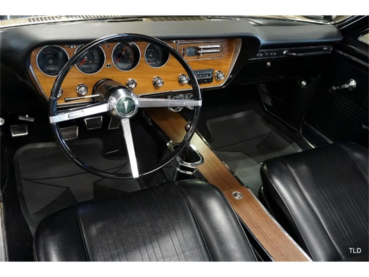 Large Picture of '67 GTO - PX5H