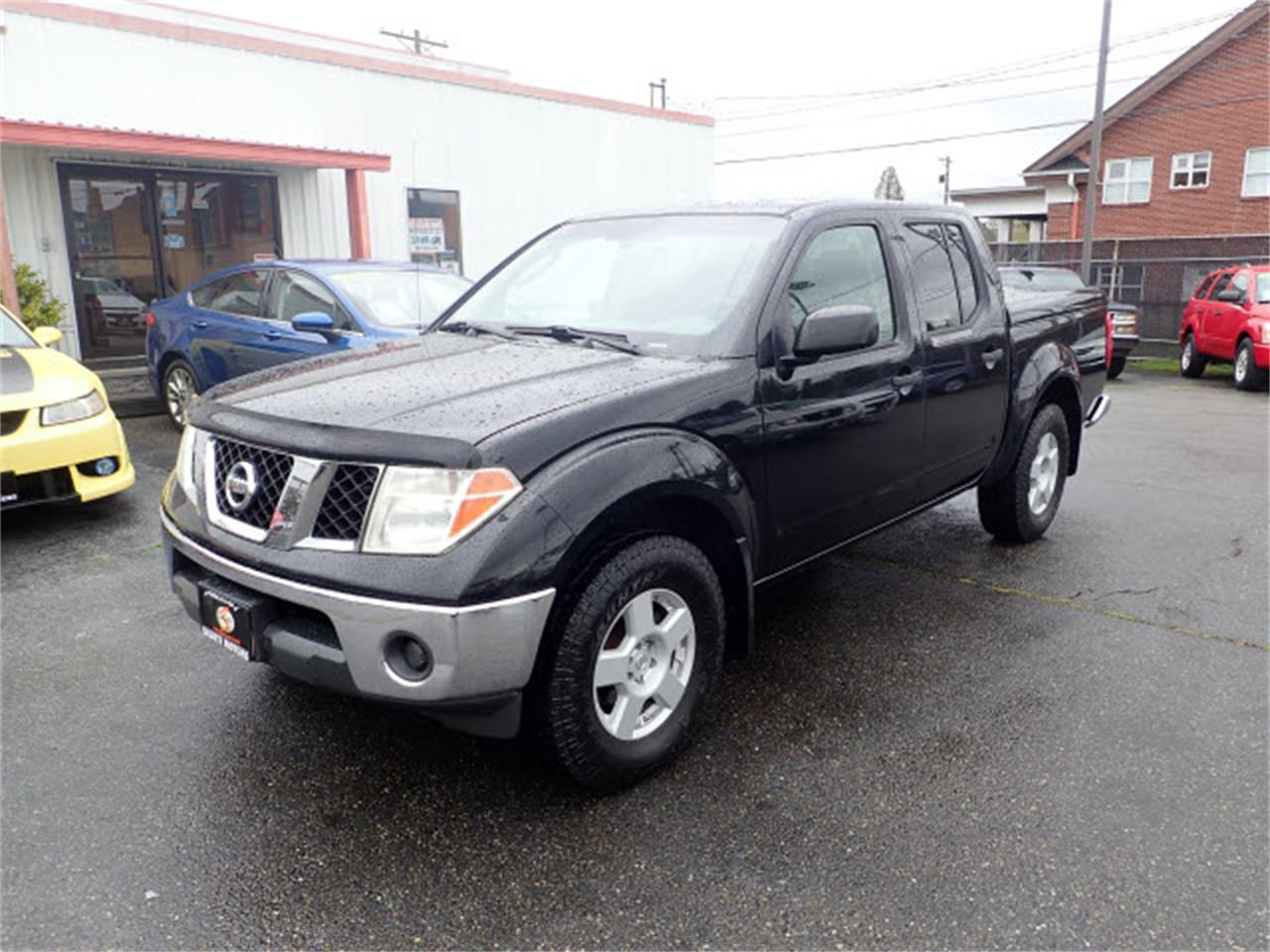 Large Picture of '05 Frontier located in Washington - PX5J