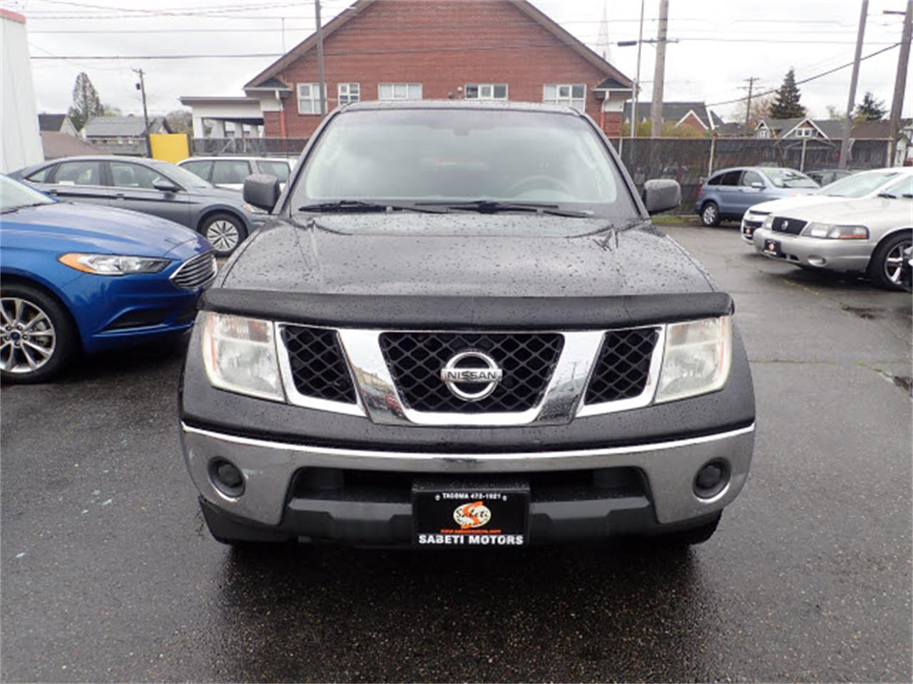 Large Picture of '05 Nissan Frontier located in Tacoma Washington - $9,990.00 Offered by Sabeti Motors - PX5J