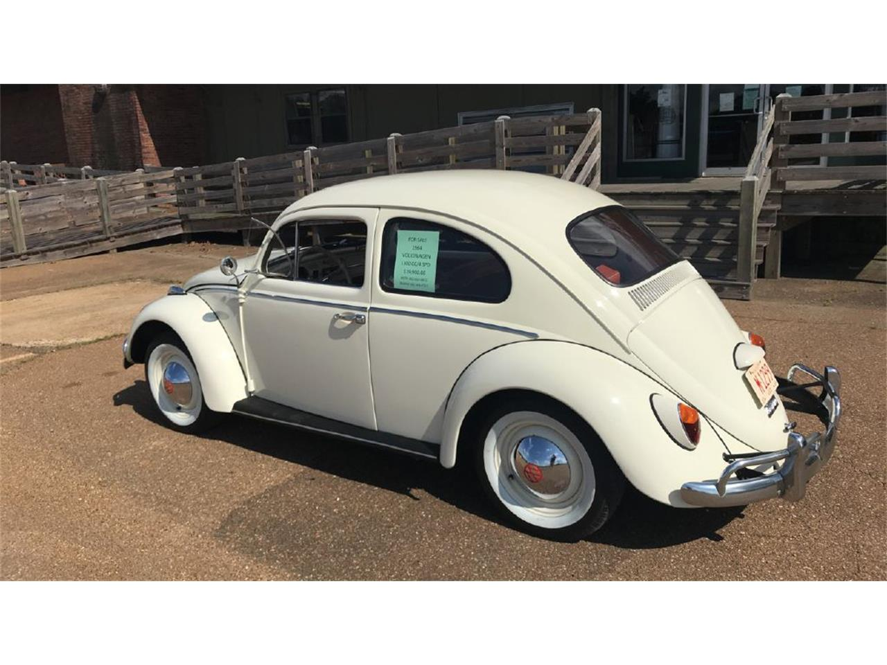 Large Picture of '64 Beetle - PX5R