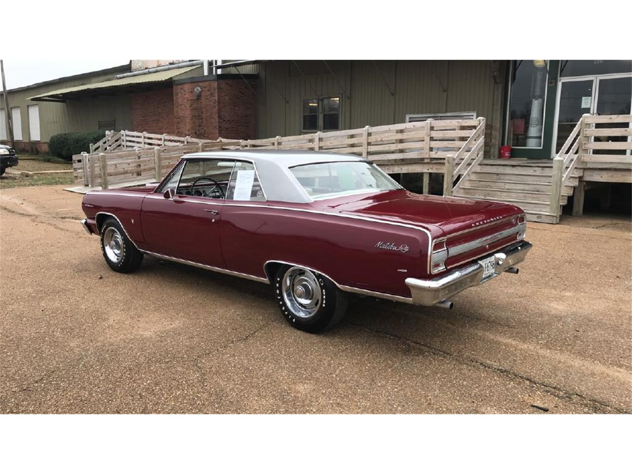 Large Picture of '64 Malibu SS - PX5S