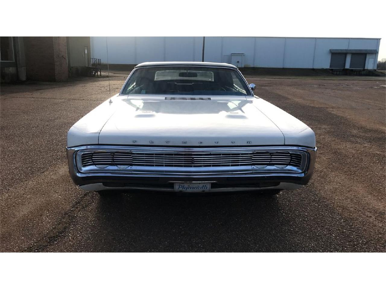 Large Picture of Classic '70 Plymouth Fury III located in Batesville Mississippi Offered by Cotton Warehouse Classic Cars - PX5T