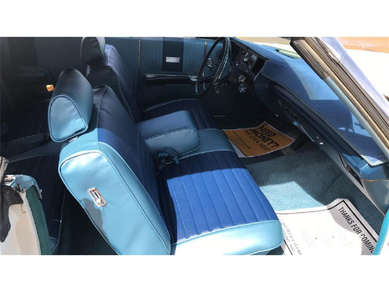 Large Picture of 1970 Plymouth Fury III located in Mississippi - PX5T