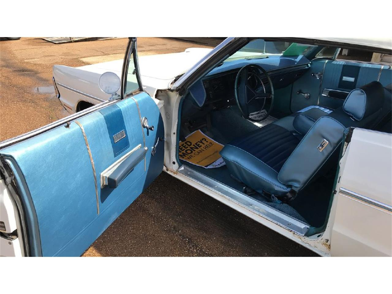 Large Picture of Classic 1970 Plymouth Fury III located in Batesville Mississippi Offered by Cotton Warehouse Classic Cars - PX5T