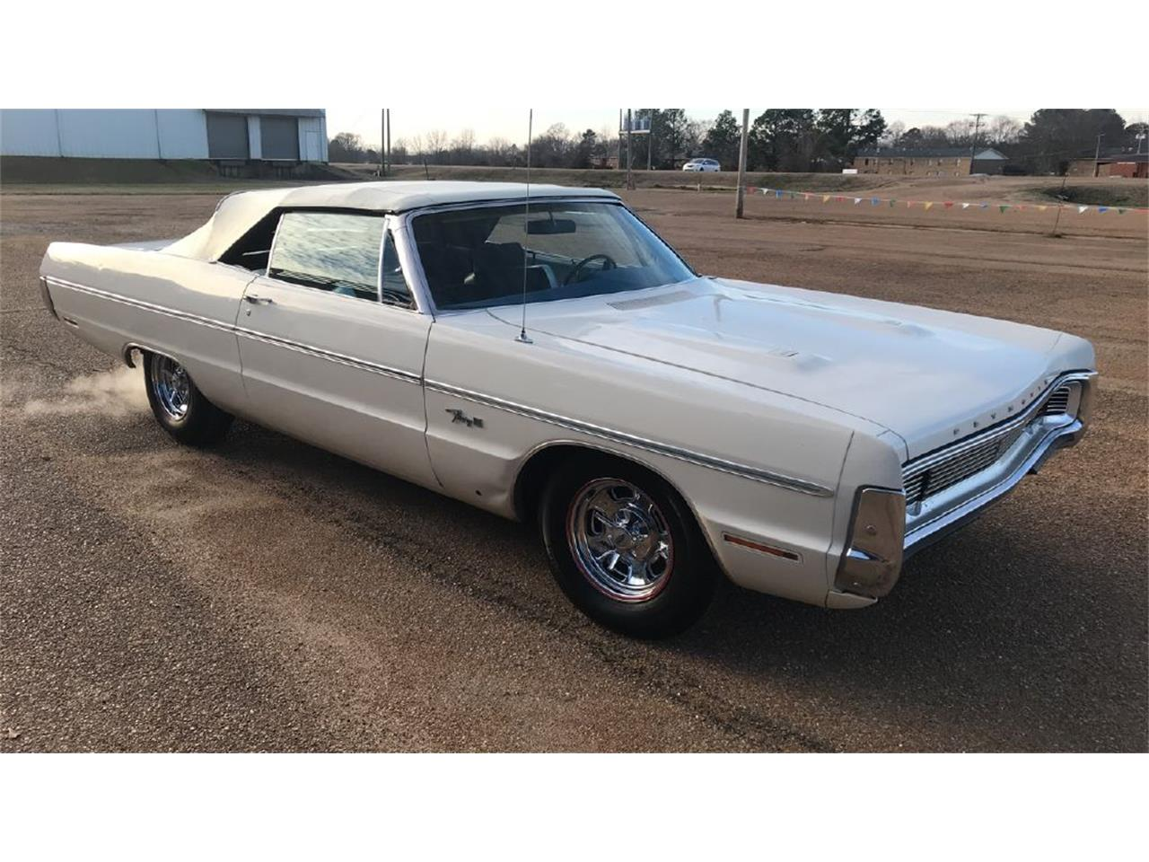 Large Picture of Classic '70 Plymouth Fury III Offered by Cotton Warehouse Classic Cars - PX5T
