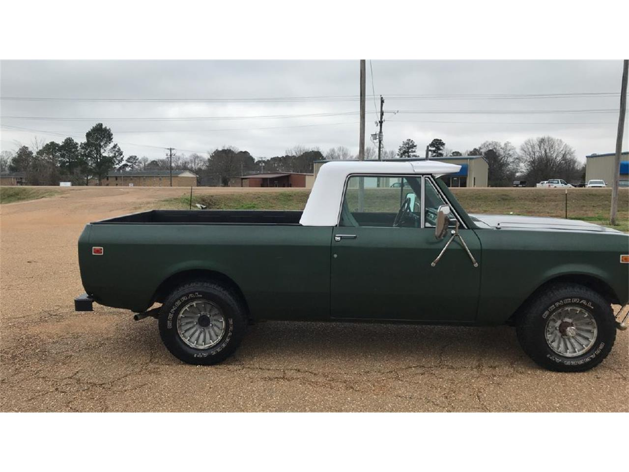 Large Picture of '80 International Terra located in Mississippi Offered by Cotton Warehouse Classic Cars - PX5U