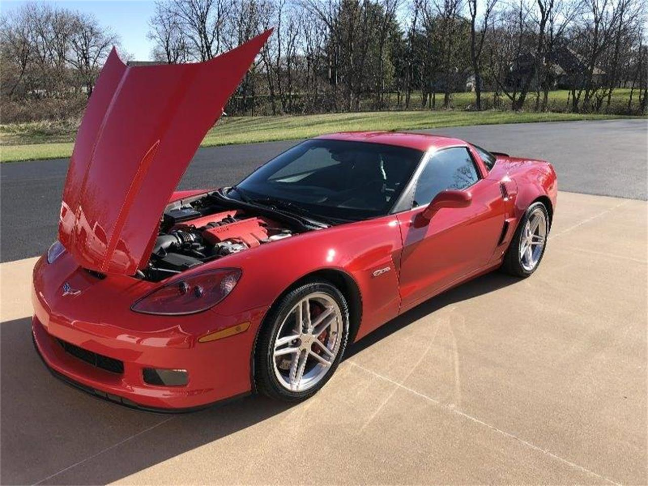 Large Picture of '06 Corvette - PX5Z