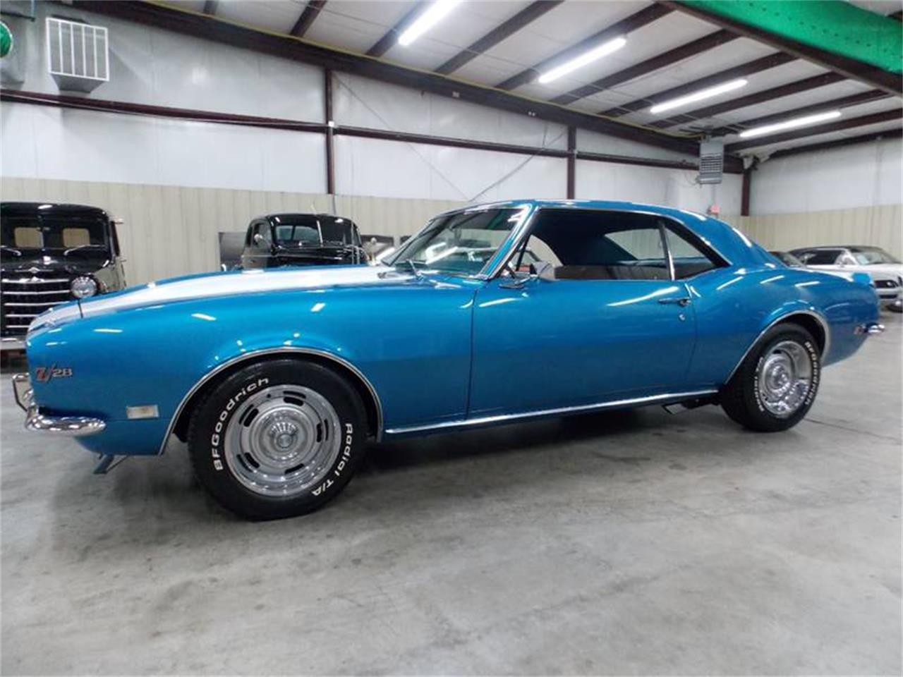 Large Picture of '68 Camaro - PX62