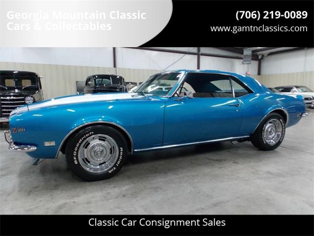 Picture of 1968 Chevrolet Camaro located in Cleveland Georgia - $64,900.00 - PX62