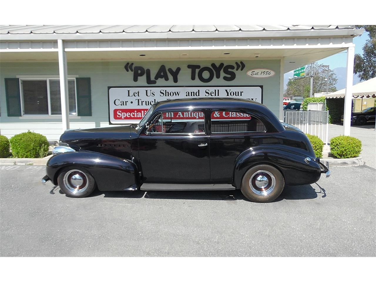 Large Picture of '39 2-Dr Sedan - PX69
