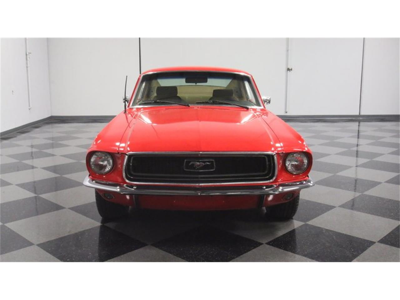 Large Picture of '67 Mustang - PX6H