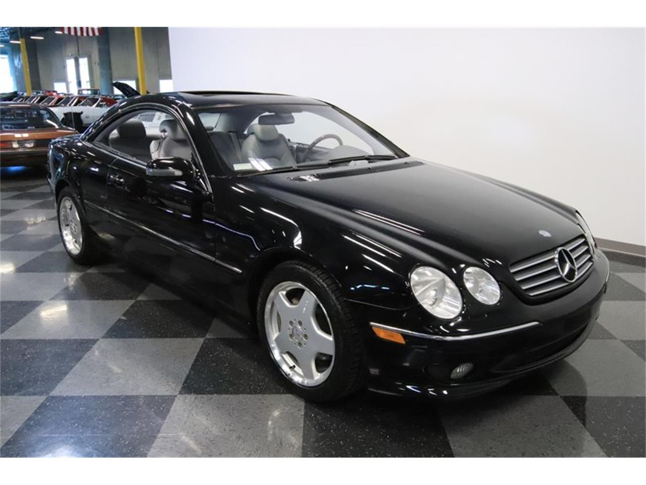 Large Picture of '02 CL500 - PX6M