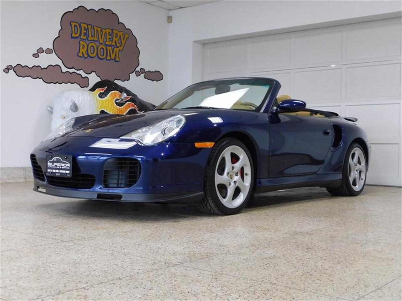 Large Picture of '04 911 Turbo - PX6O