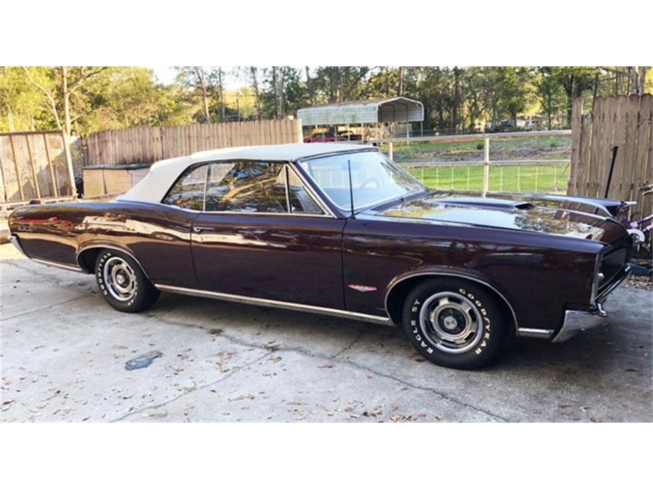 Large Picture of '66 GTO - PX6Y