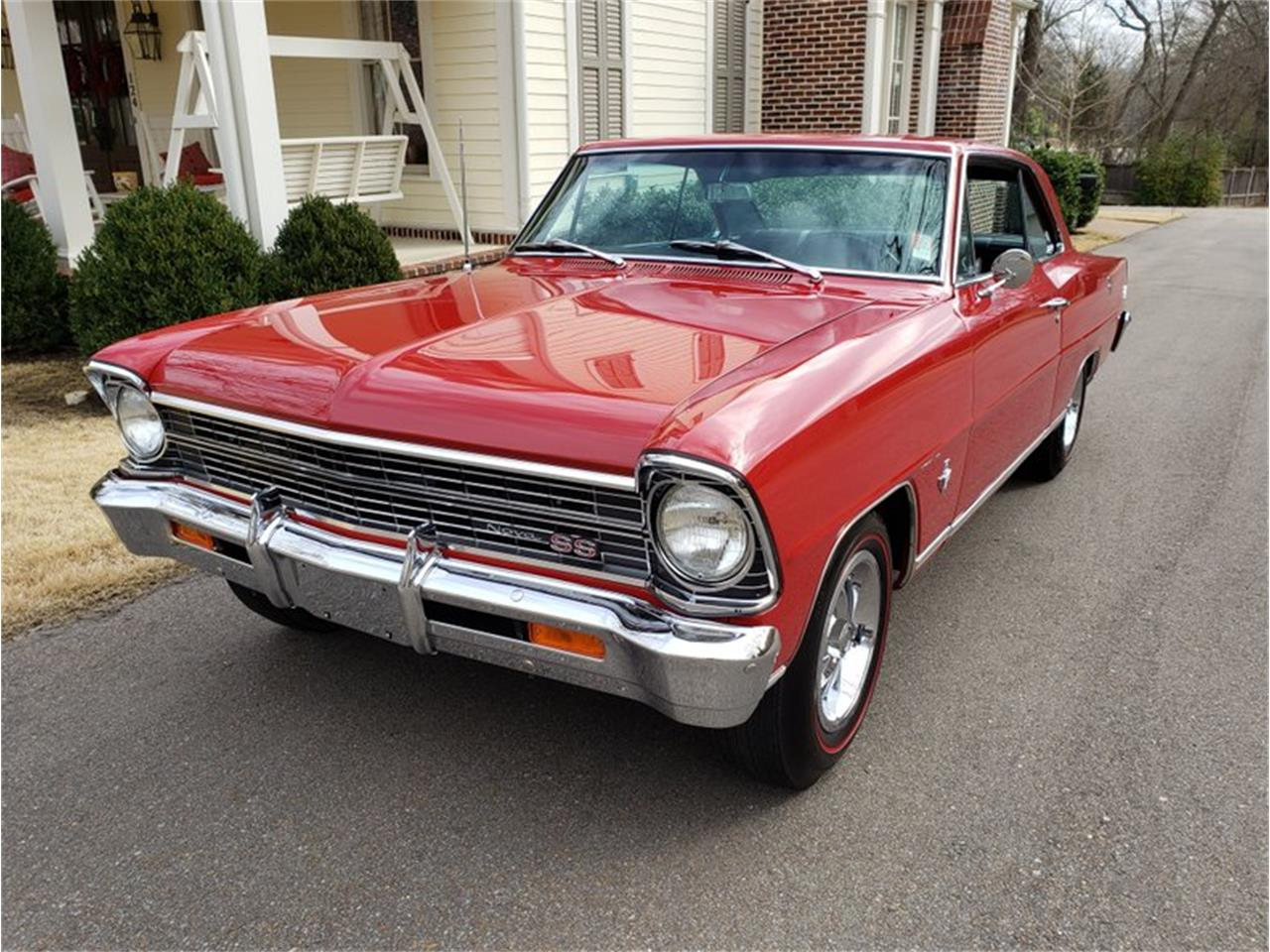 Large Picture of Classic '67 Chevrolet Nova Offered by Art & Speed - PQNI