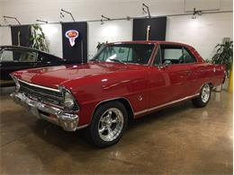 Picture of '67 Chevrolet Nova located in Tennessee Offered by Art & Speed - PQNI
