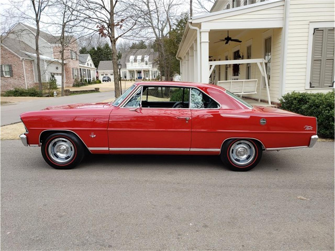 Large Picture of 1967 Chevrolet Nova located in Collierville Tennessee - PQNI