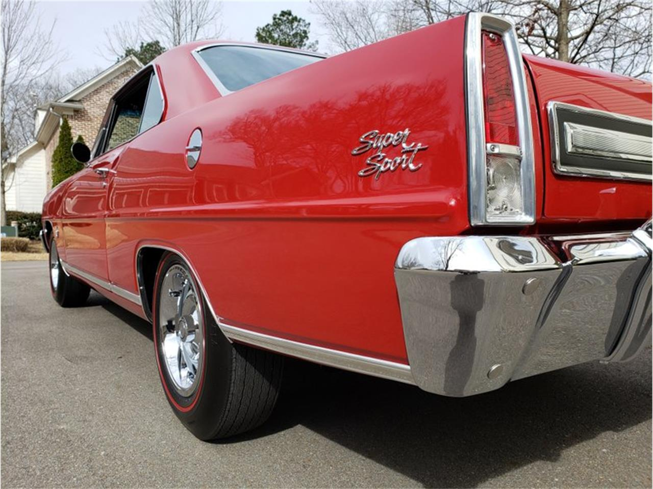 Large Picture of Classic 1967 Chevrolet Nova Offered by Art & Speed - PQNI