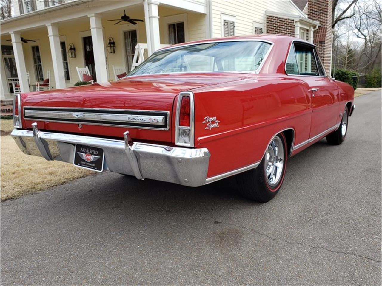 Large Picture of Classic '67 Nova located in Tennessee Offered by Art & Speed - PQNI