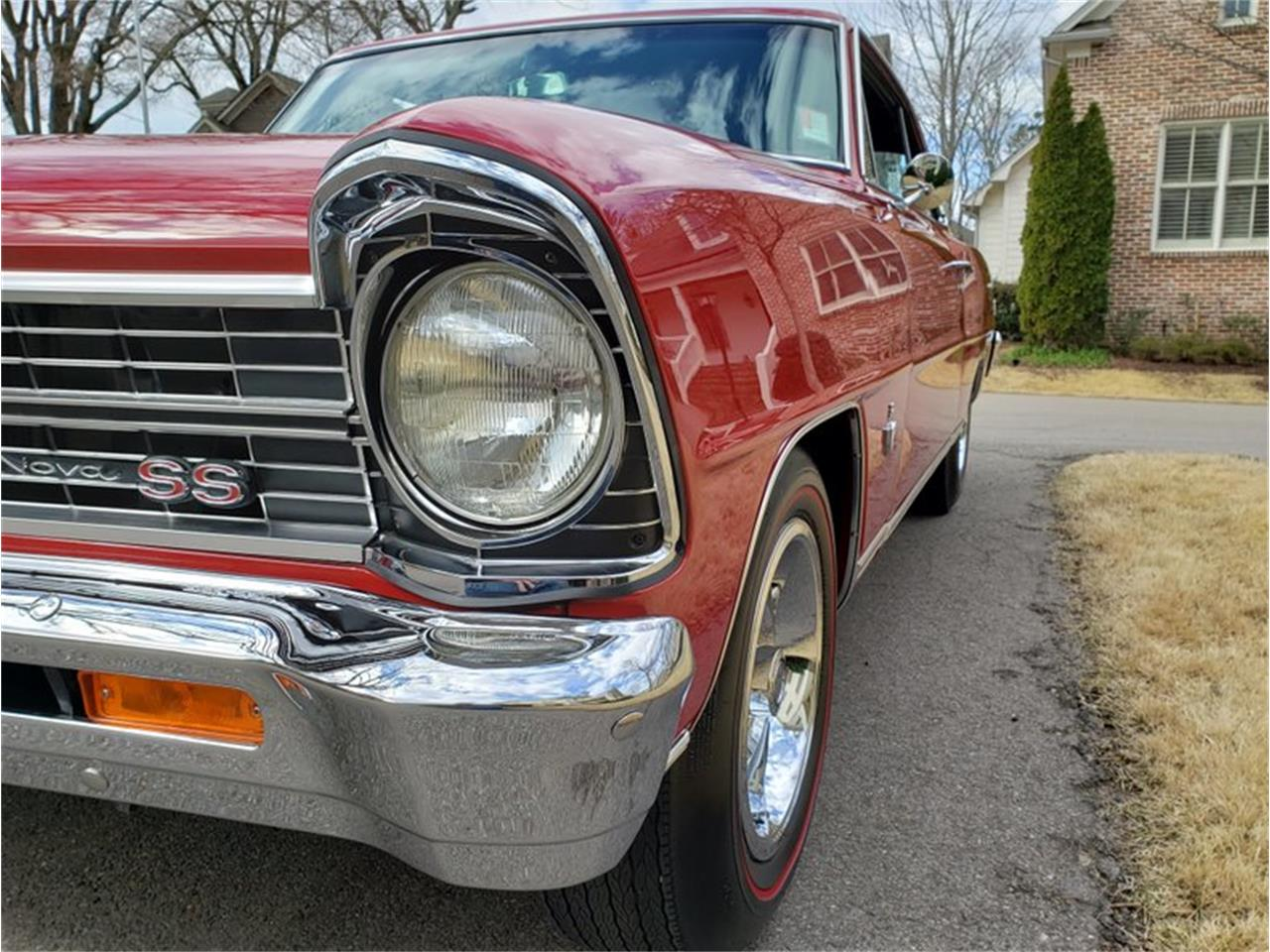 Large Picture of Classic '67 Nova located in Collierville Tennessee - PQNI
