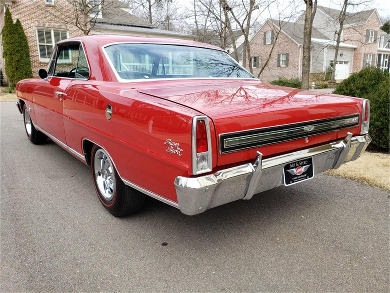 Large Picture of '67 Chevrolet Nova located in Collierville Tennessee - $57,900.00 Offered by Art & Speed - PQNI