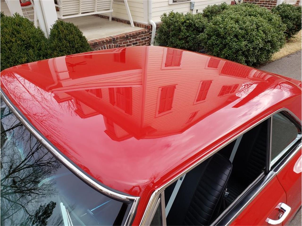 Large Picture of Classic 1967 Chevrolet Nova located in Collierville Tennessee - PQNI