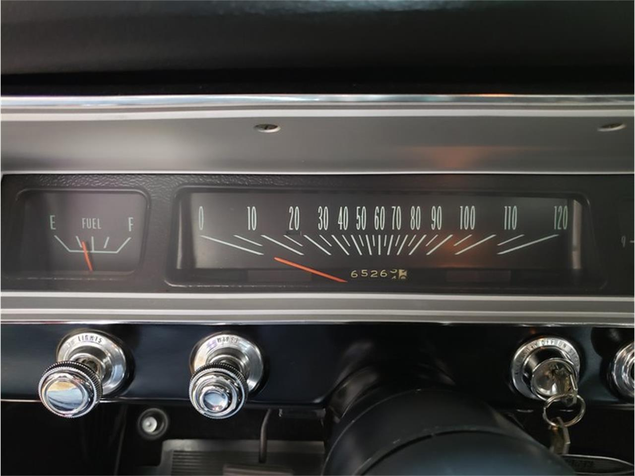 Large Picture of 1967 Chevrolet Nova located in Collierville Tennessee - $57,900.00 - PQNI