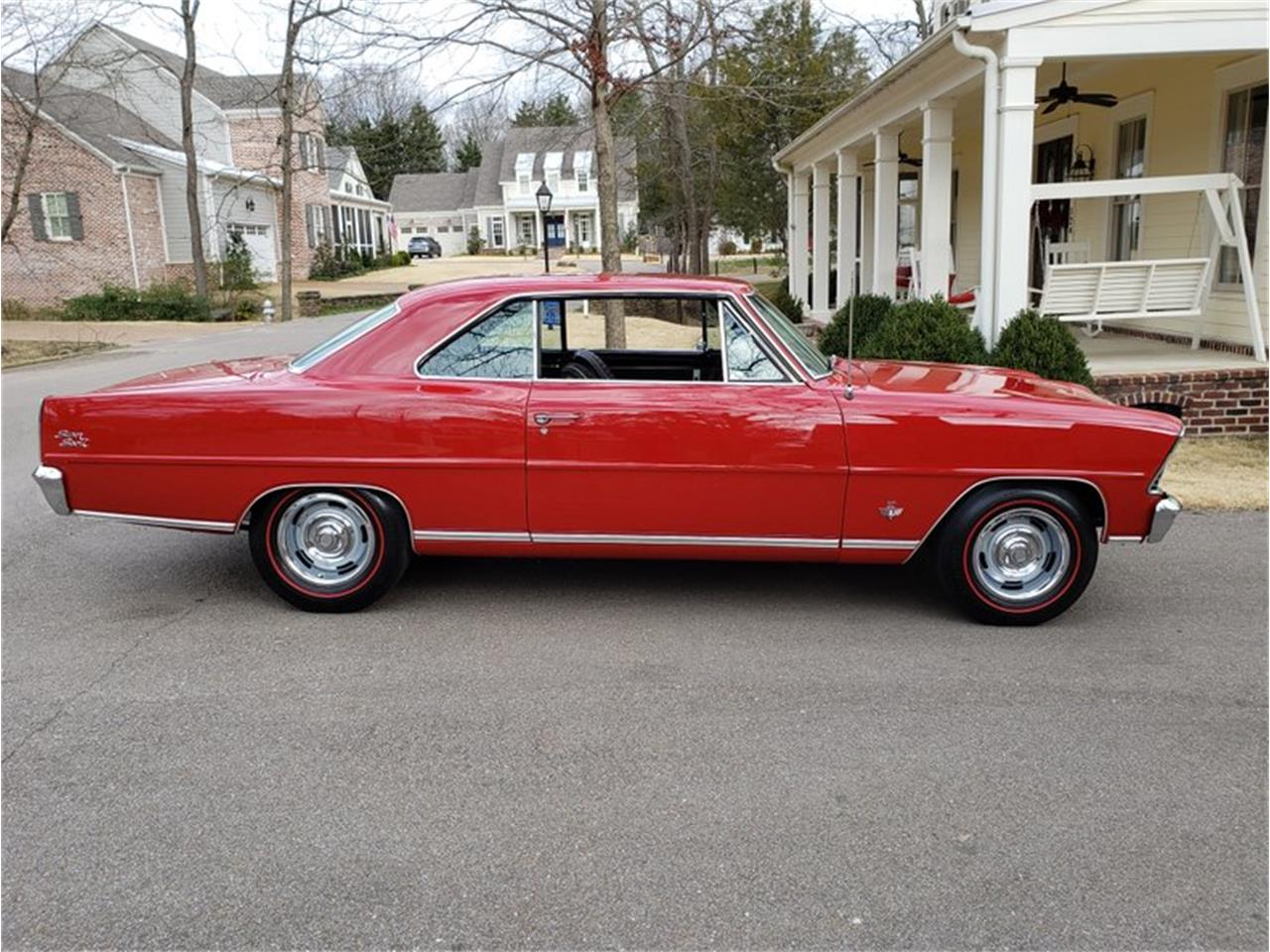 Large Picture of Classic 1967 Nova Offered by Art & Speed - PQNI