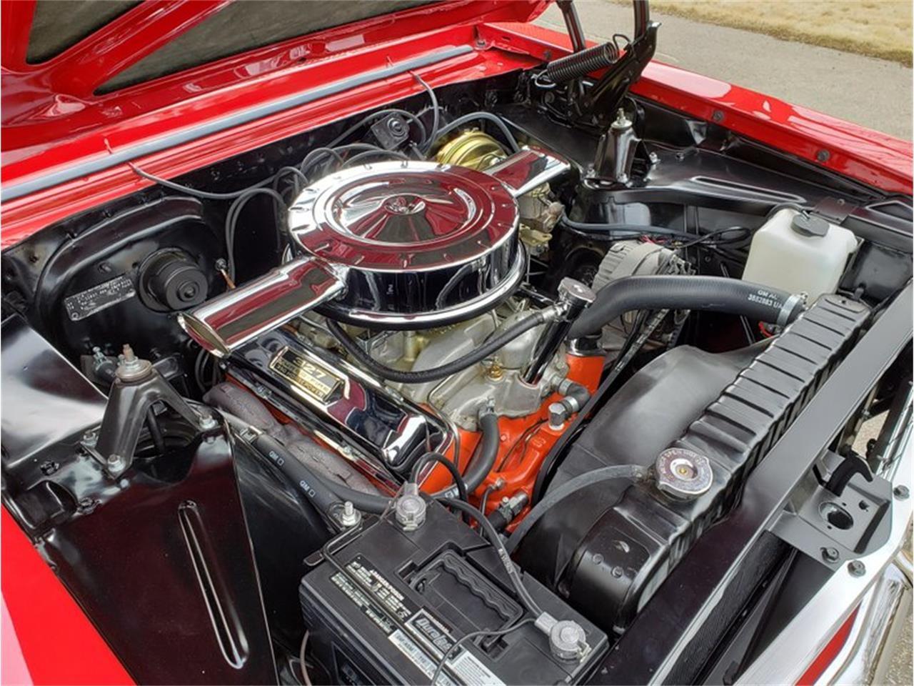 Large Picture of '67 Chevrolet Nova Offered by Art & Speed - PQNI