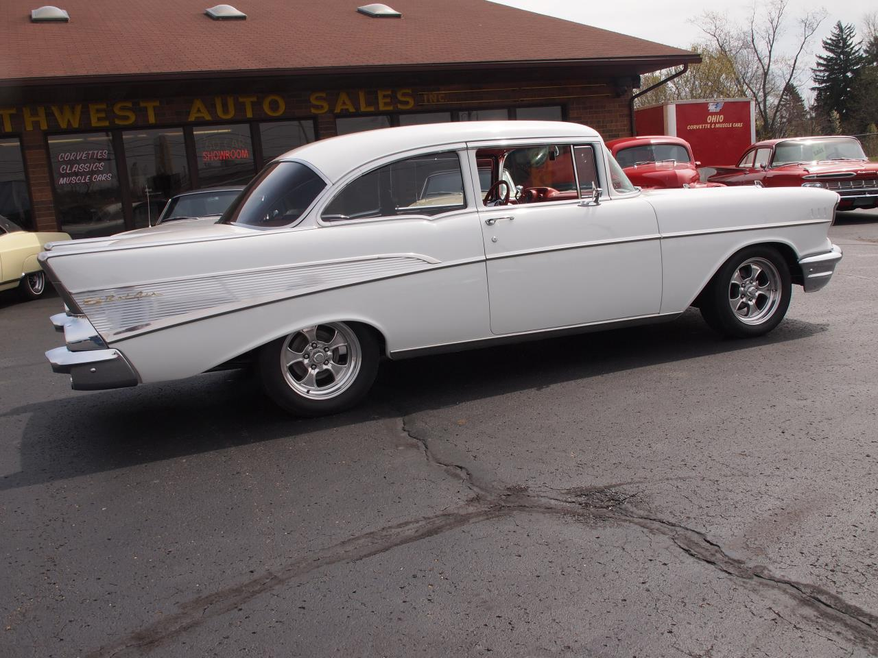 Large Picture of Classic '57 Chevrolet Bel Air - $60,000.00 Offered by Ohio Corvettes and Muscle Cars - PX70