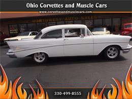 Picture of '57 Bel Air located in Ohio - $60,000.00 Offered by Ohio Corvettes and Muscle Cars - PX70
