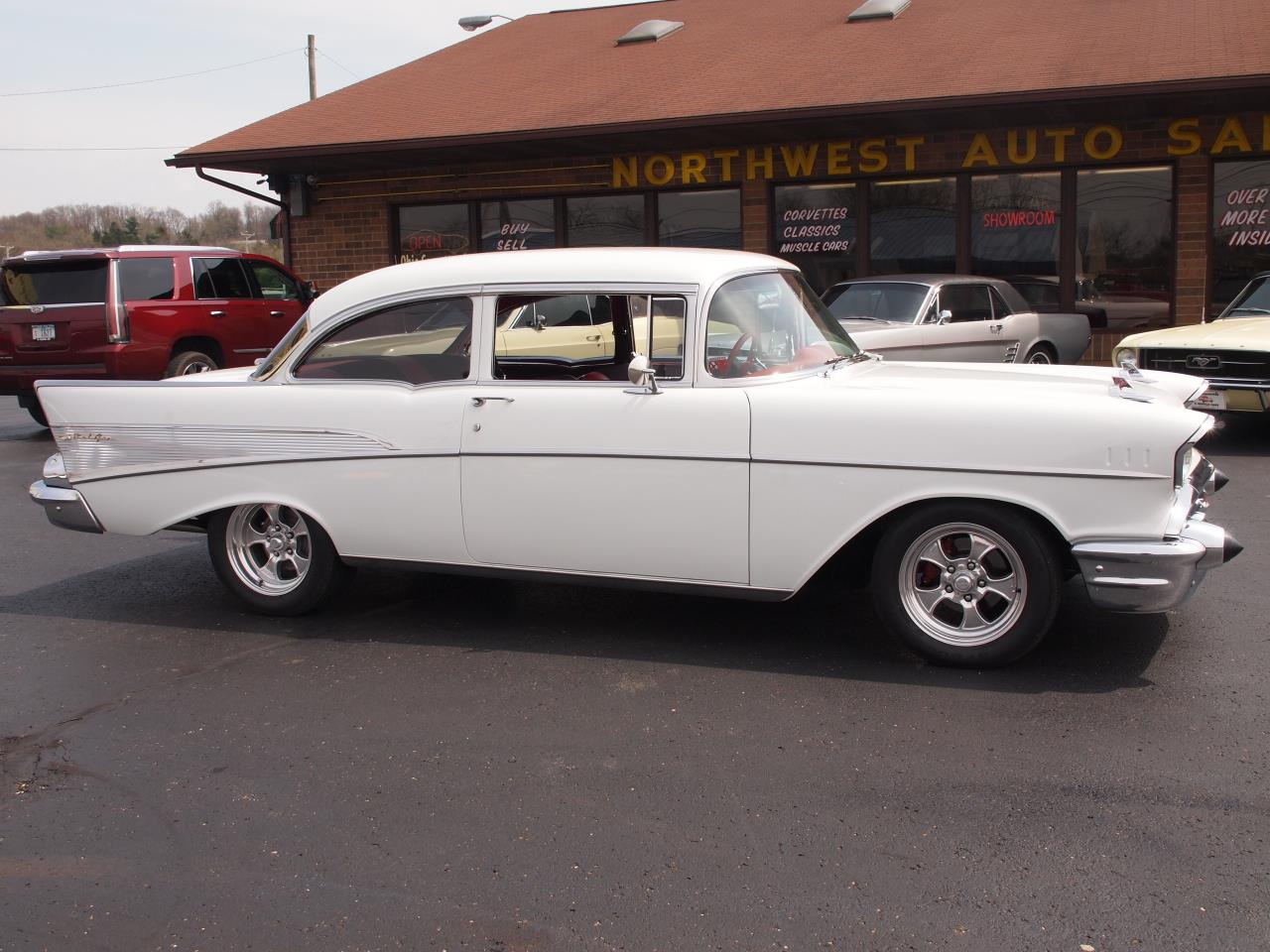 Large Picture of Classic '57 Chevrolet Bel Air - $60,000.00 - PX70