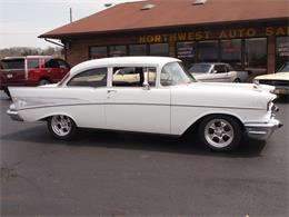 Picture of 1957 Bel Air located in North Canton Ohio - $60,000.00 Offered by Ohio Corvettes and Muscle Cars - PX70