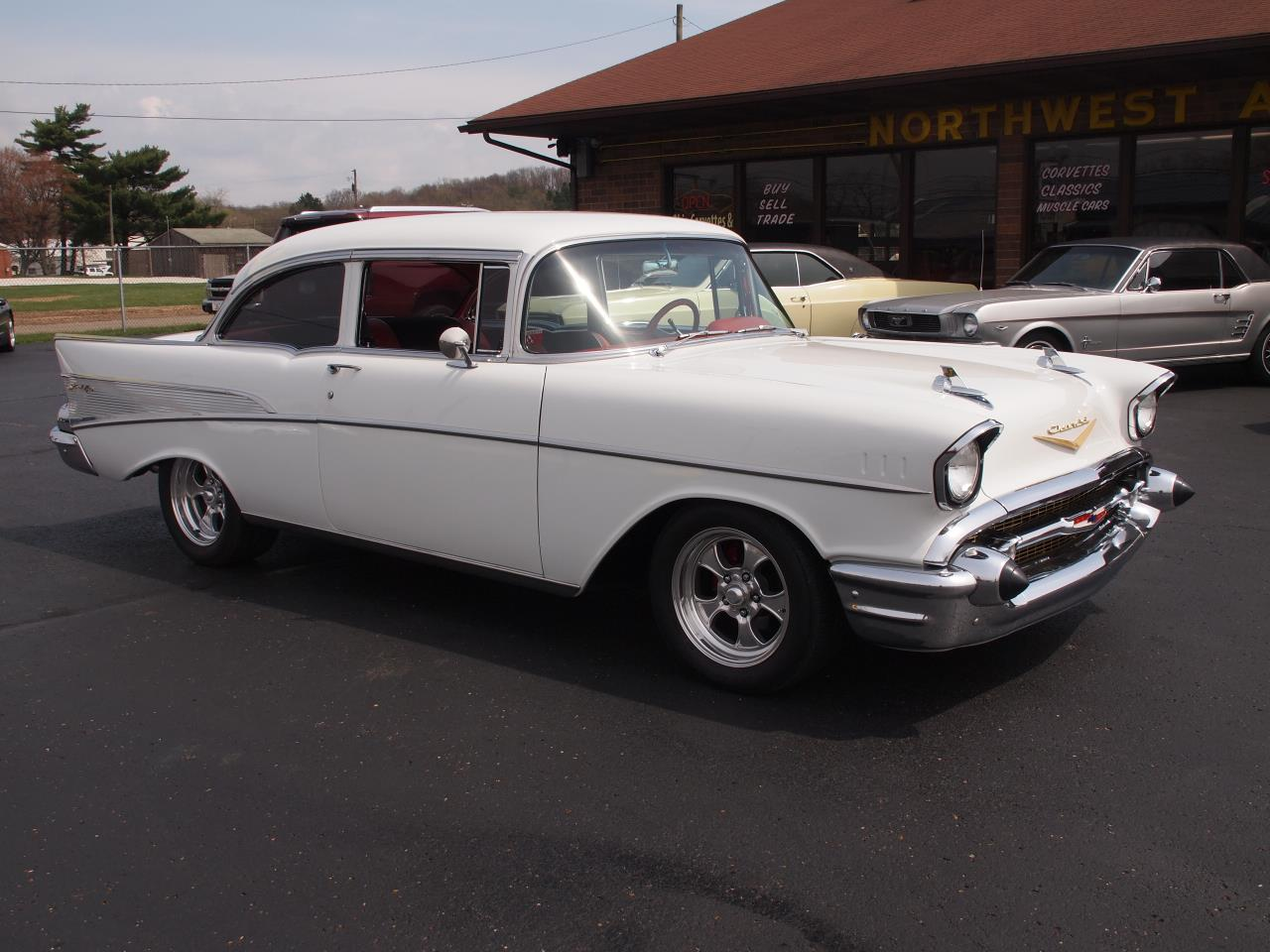 Large Picture of Classic 1957 Chevrolet Bel Air located in North Canton Ohio - $60,000.00 - PX70