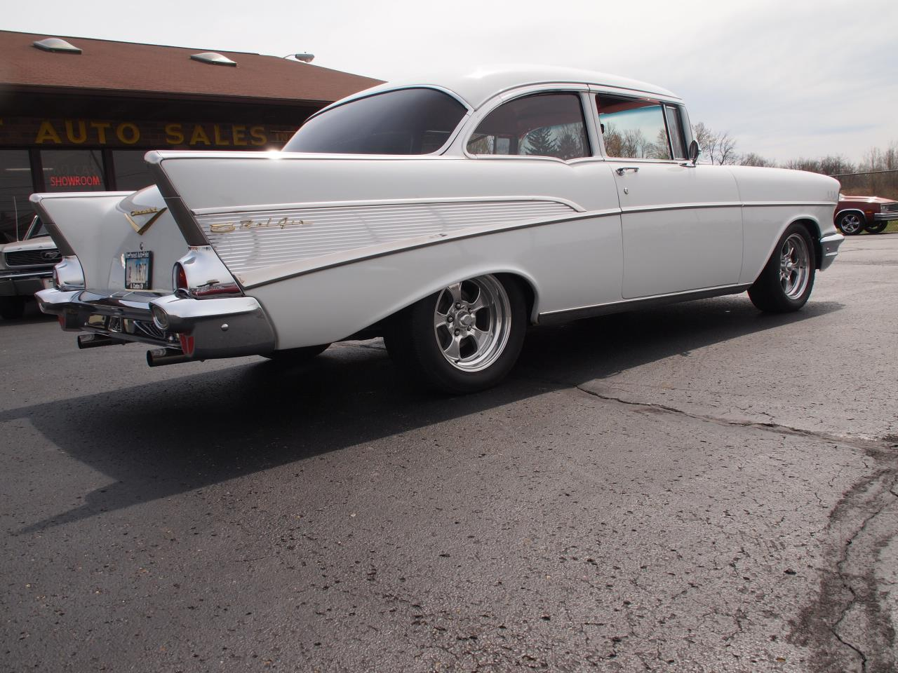 Large Picture of Classic 1957 Chevrolet Bel Air located in Ohio - $60,000.00 - PX70