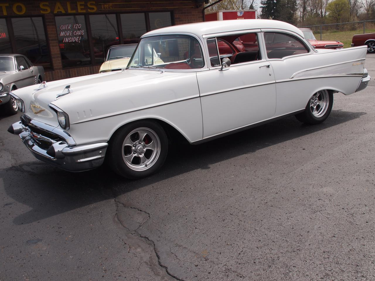 Large Picture of 1957 Chevrolet Bel Air located in North Canton Ohio - $60,000.00 - PX70