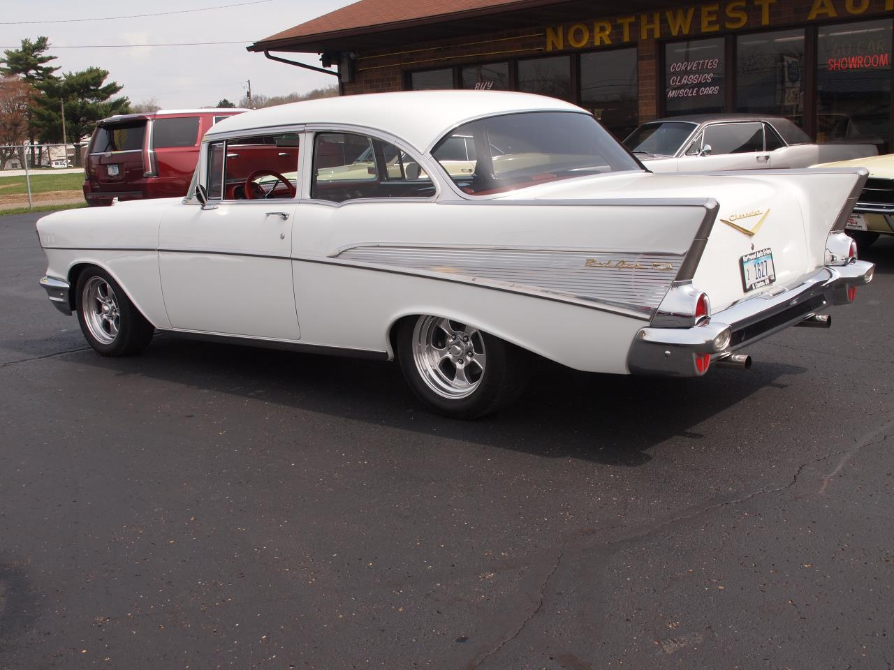 Large Picture of Classic 1957 Chevrolet Bel Air located in North Canton Ohio Offered by Ohio Corvettes and Muscle Cars - PX70