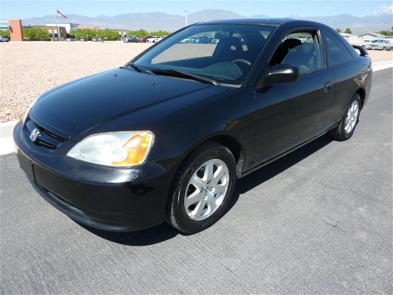 Large Picture of 2003 Honda Civic - PX71