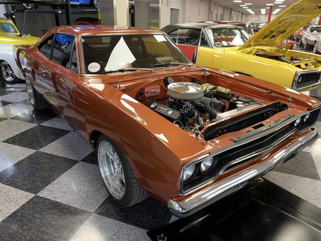 Large Picture of '70 Road Runner - PX78