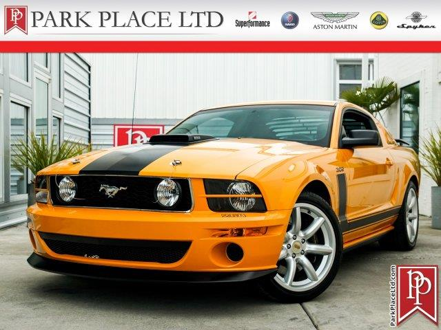 Picture of '07 Mustang - PX7H