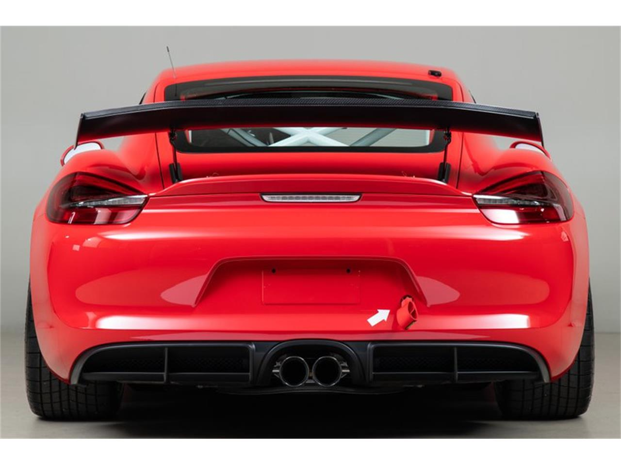 Large Picture of '16 Cayman located in Scotts Valley California Auction Vehicle Offered by Canepa - PX7K