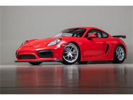 Picture of '16 Porsche Cayman located in California Auction Vehicle - PX7K