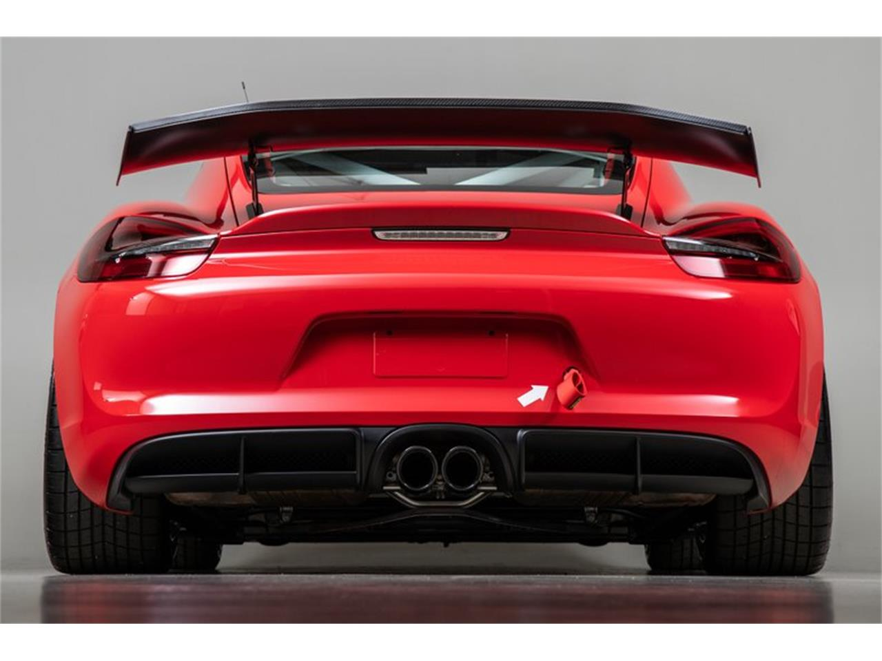 Large Picture of 2016 Cayman located in California Auction Vehicle - PX7K