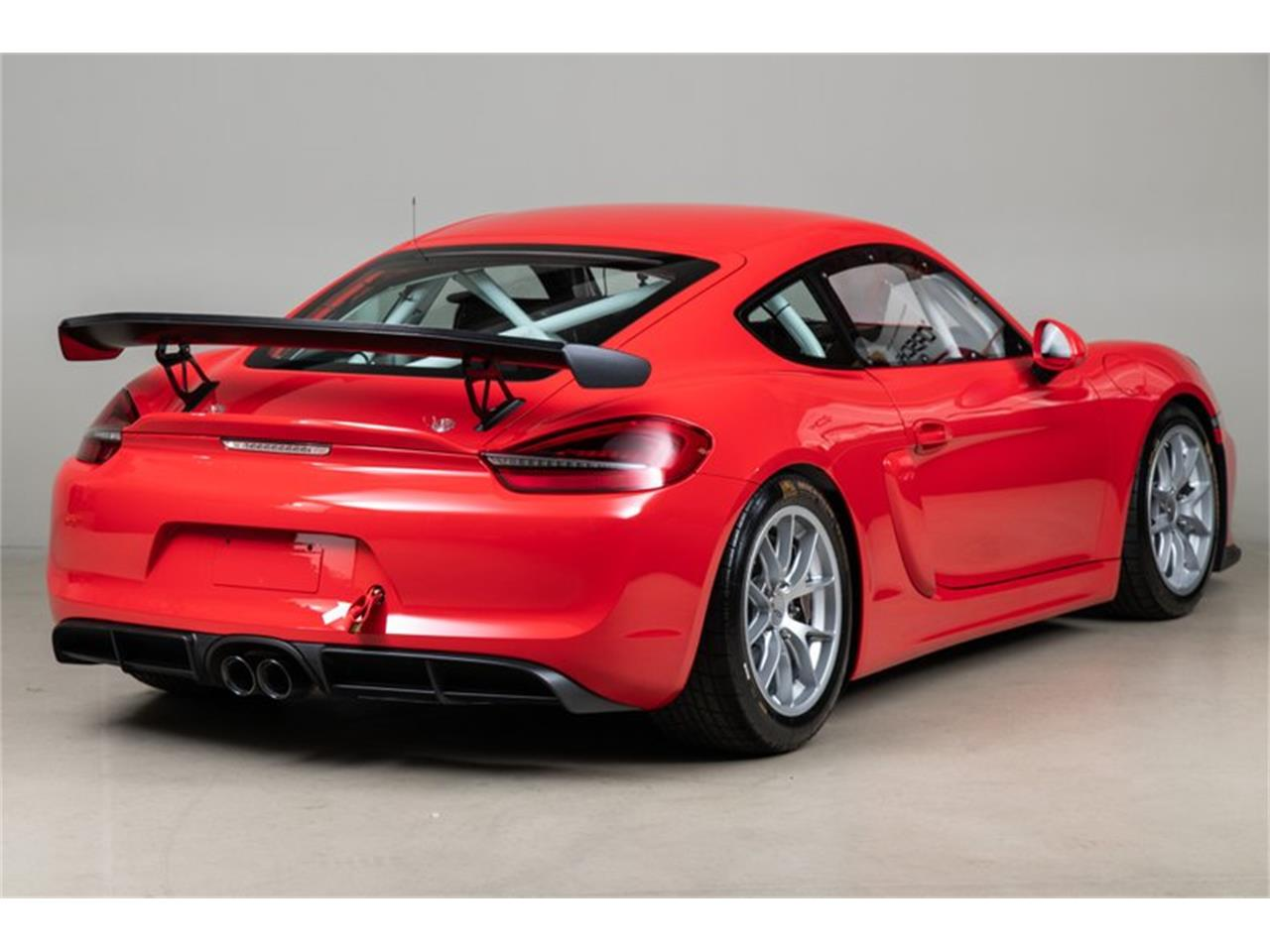Large Picture of '16 Porsche Cayman located in California Auction Vehicle Offered by Canepa - PX7K