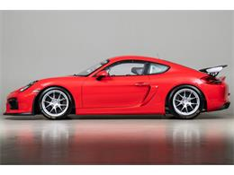 Picture of '16 Porsche Cayman located in California Auction Vehicle Offered by Canepa - PX7K