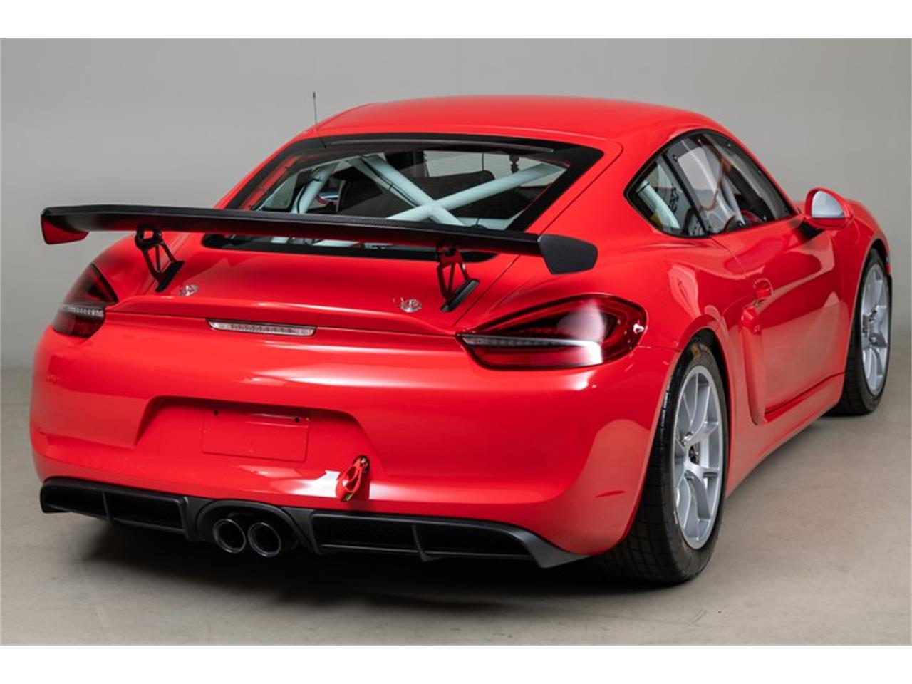 Large Picture of '16 Porsche Cayman located in Scotts Valley California Auction Vehicle - PX7K