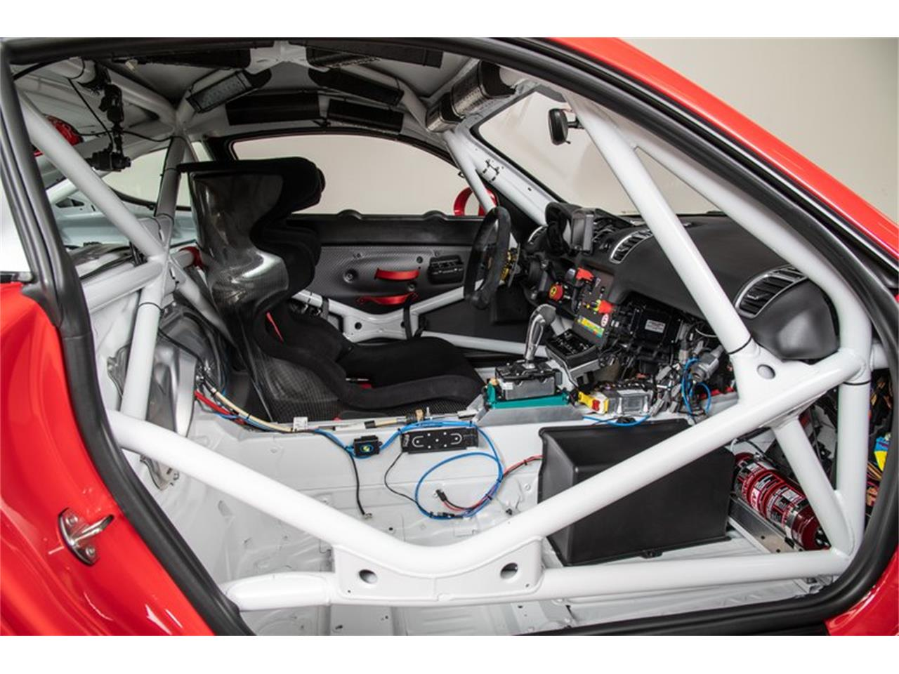 Large Picture of '16 Cayman located in Scotts Valley California Auction Vehicle - PX7K